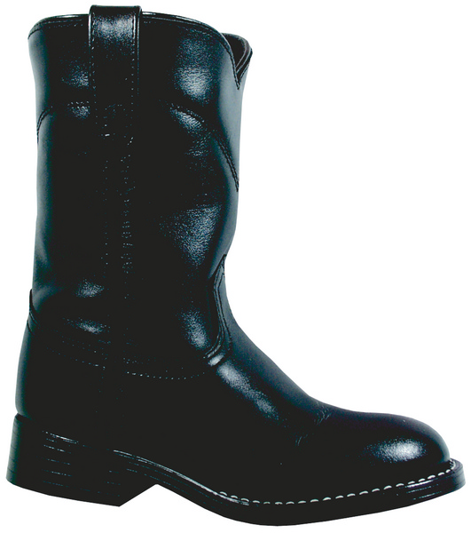 Smoky Mountain Child's Leather Roper Boot
