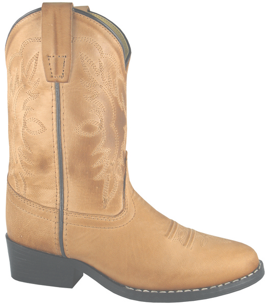 Smoky Mountain Child's Bomber Leather Western Boot