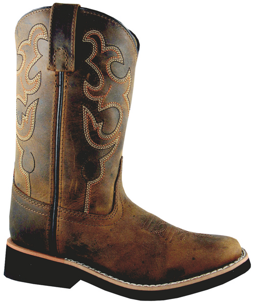 Smoky Mountain Youth Pueblo Crepe Sole Boot