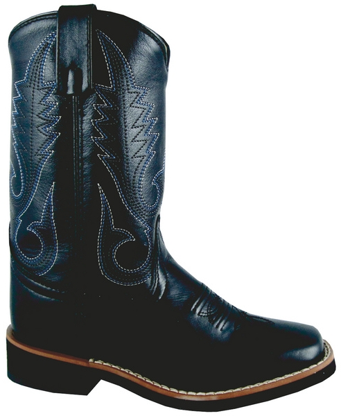 Smoky Mountain Youth Judge Leather Crepe Sole Boot