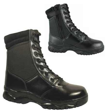 Smoky Mountain Men's Commando Safety Toe Boot