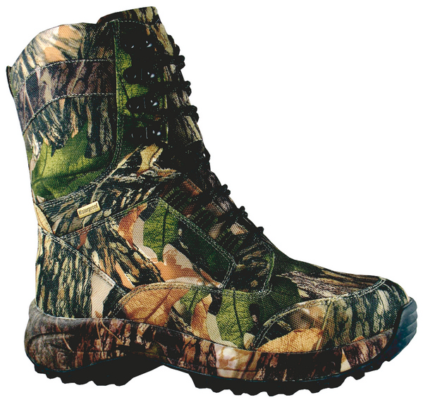 Smoky Mountain Men's Hunter Waterproof Insulated Lace-Up Boot