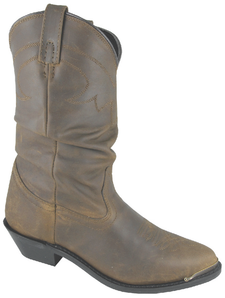 Smoky Mountain Women's Skylar Leather Slouch Boot