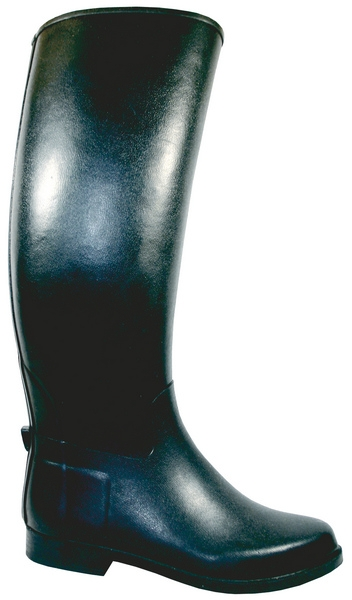 Smoky Mountain Women's Tall Rubber Dress Riding Boot