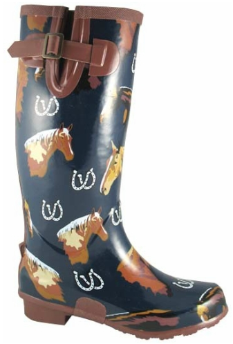 Smoky Mountain Women's Palamino Rubber Boot