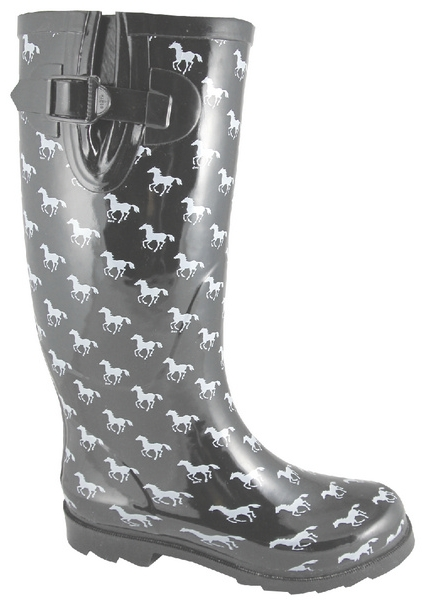 Smoky Mountain Women's Ponies Rubber Boot