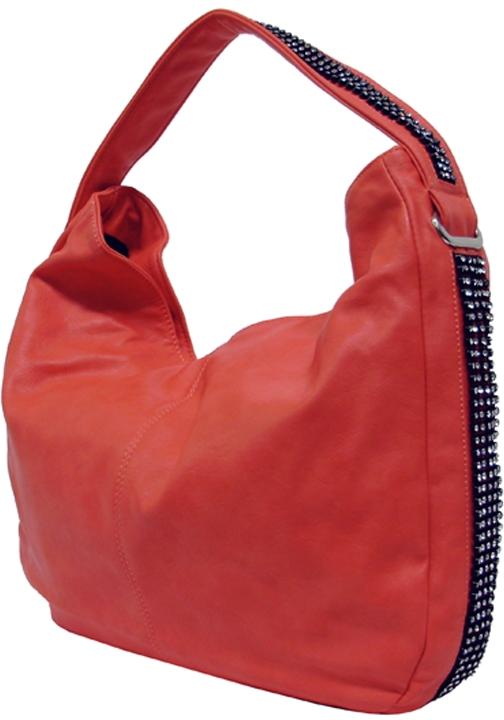 Rhinestone Hobo Bag