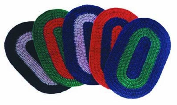 Wool Pommel Pads