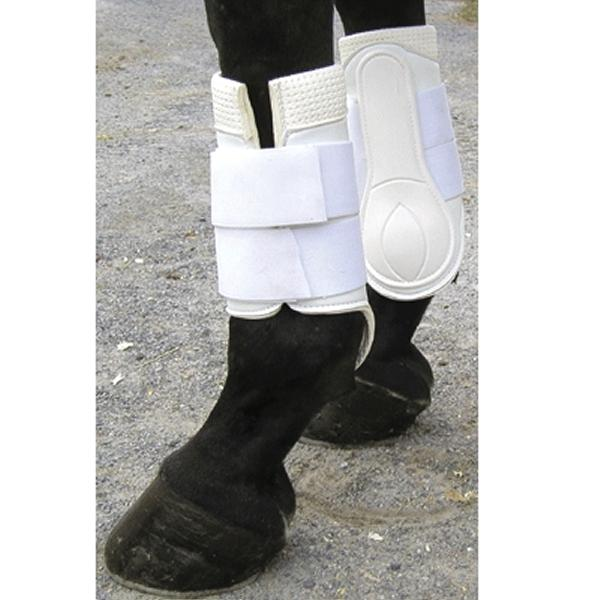 Galloping Boots with Velcro Closure