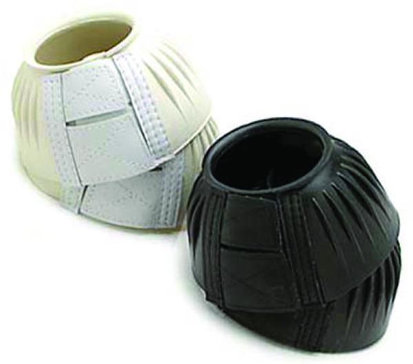 Double hook & loop fastener Bell Boots