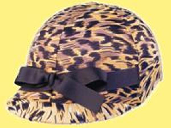 Helmet Helpers Pocket Helmet Cover - Jaguar Print