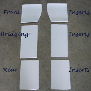 ThinLine Western Liner Inserts