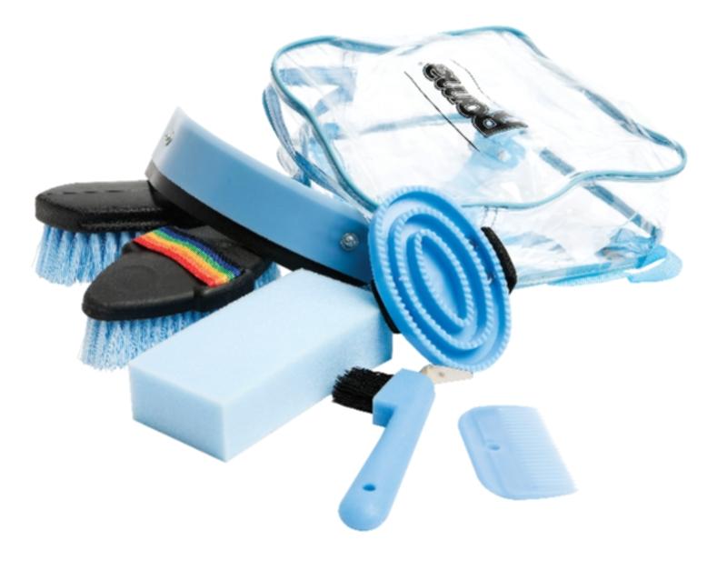 Roma Backpack Grooming Kit