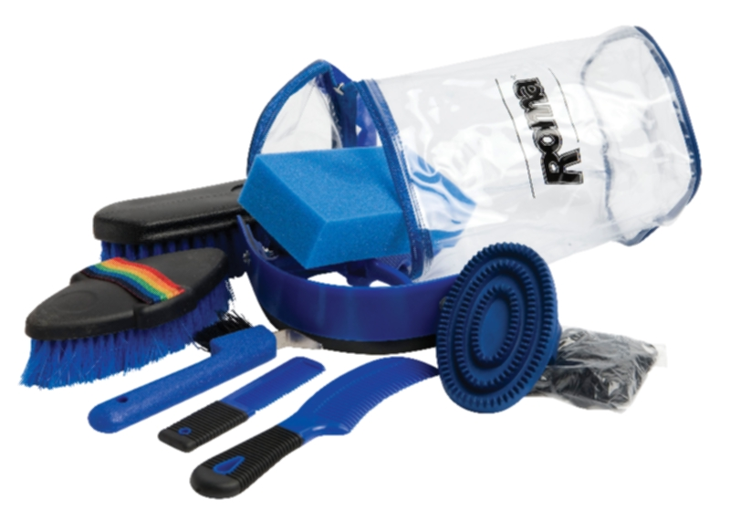 Roma Cylinder Grooming Kit