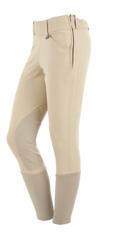 On Course Prime Performance Ladies Side Zip Breeeches