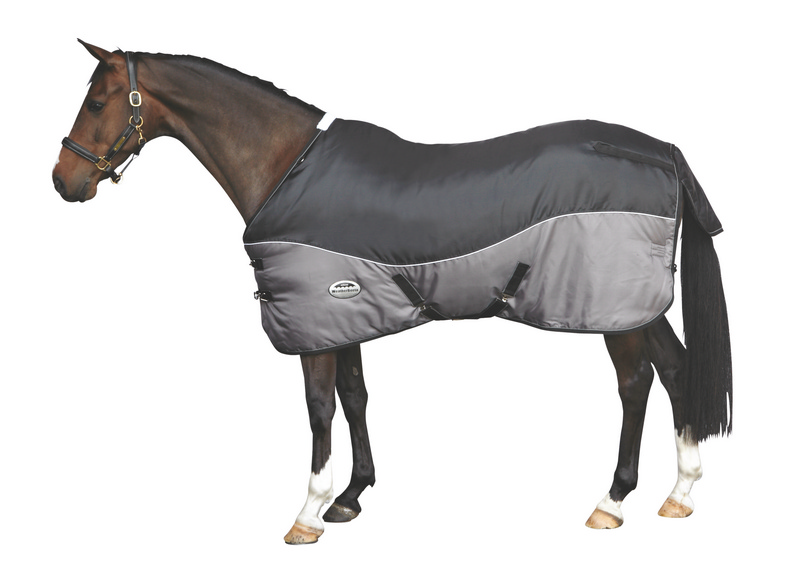 Weatherbeeta Smooth Quilt With Belly Wrap 420D Standard Neck Heavy
