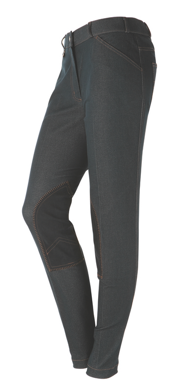 Dublin Kempton Knee Patch Bootcut Breeches