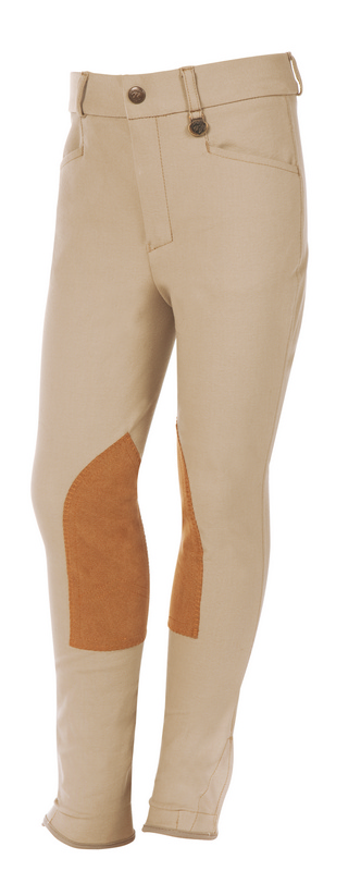 Dublin Pytchley Childs Adjustable Waist Breeches