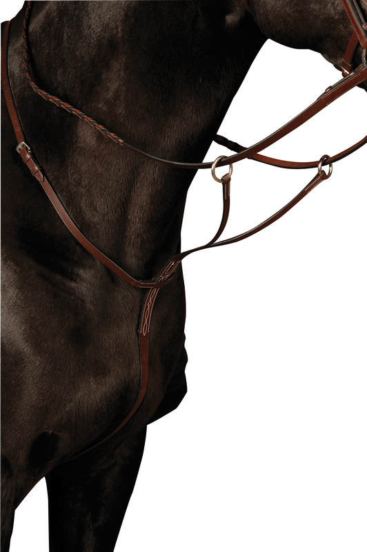 Collegiate Flat Running Martingale