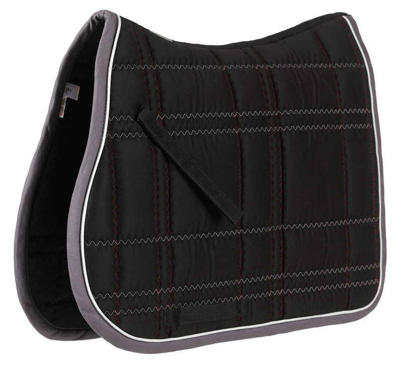 Roma Ecole Plaid All Purpose Saddle Pad