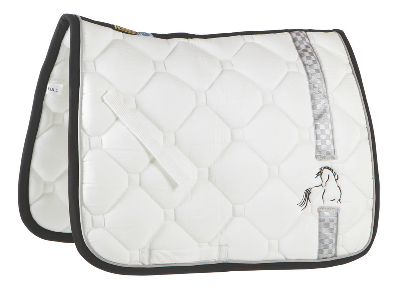 Roma Cosmic Dressage Saddle Pad