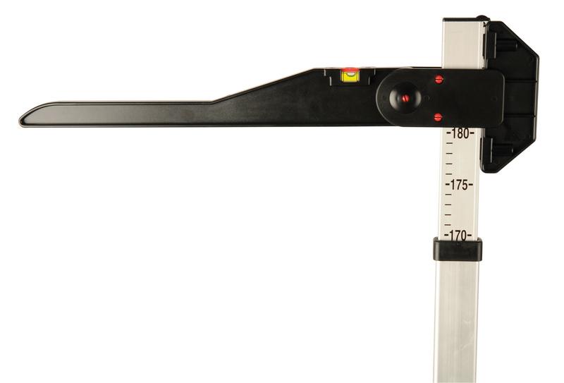 Roma Aluminum Horse Measure