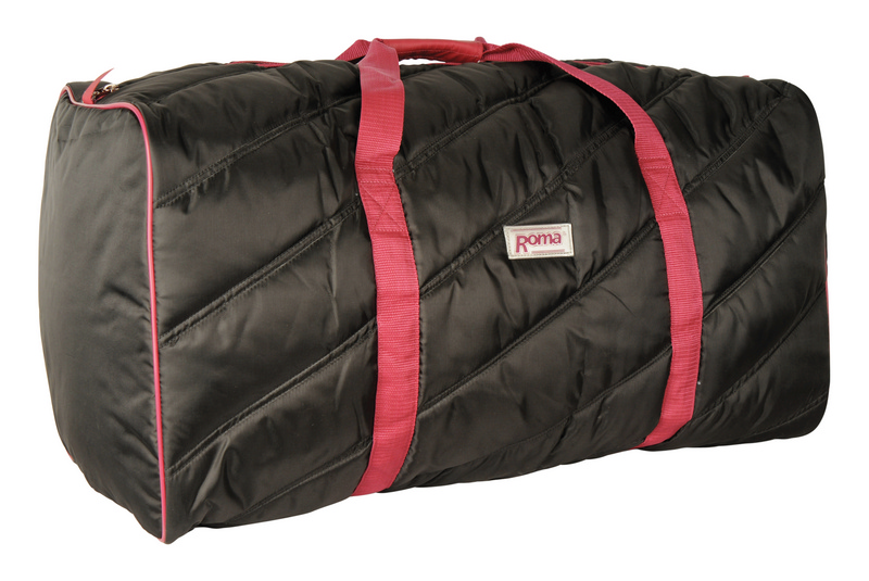Roma Nylon Hold All Gear Bag