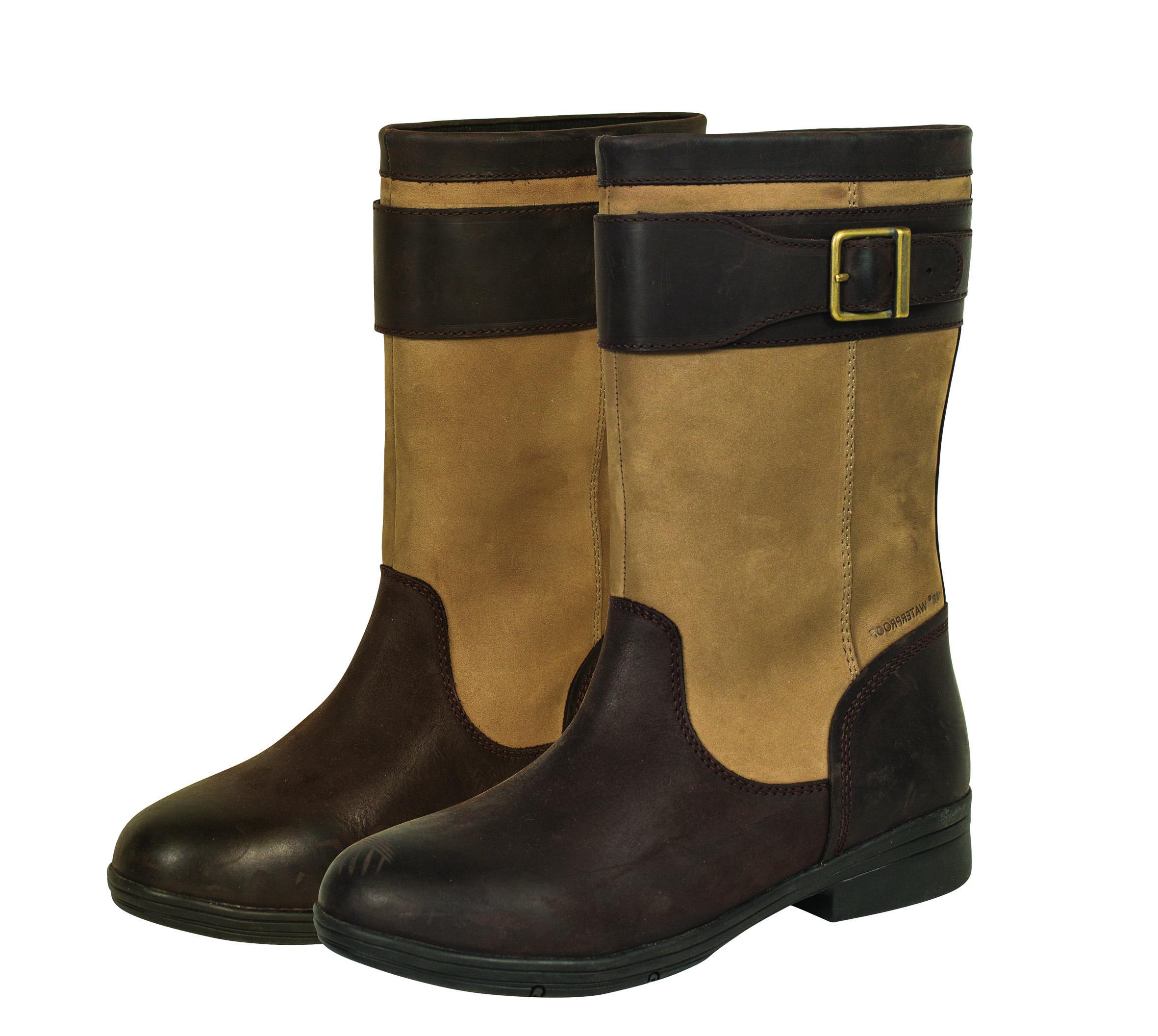 Dublin Estuary Mid-Boots