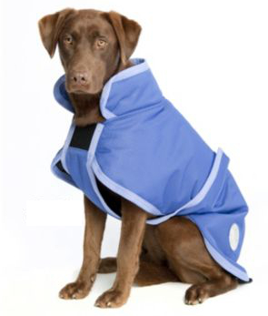 OPEN BOX ITEM: Weatherbeeta Parka With Belly Wrap 600D Dog Coat