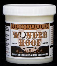 All Natural Wunder Hoof