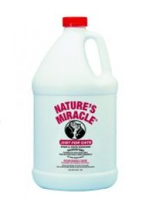 HorseLoverZ Stain Remover For Cat Stains 5.5'' x 5.5'' x 12''