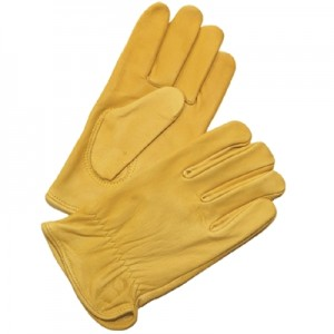 HorseLoverZ Bellingham Women's Premium Leather Driving Glove Small