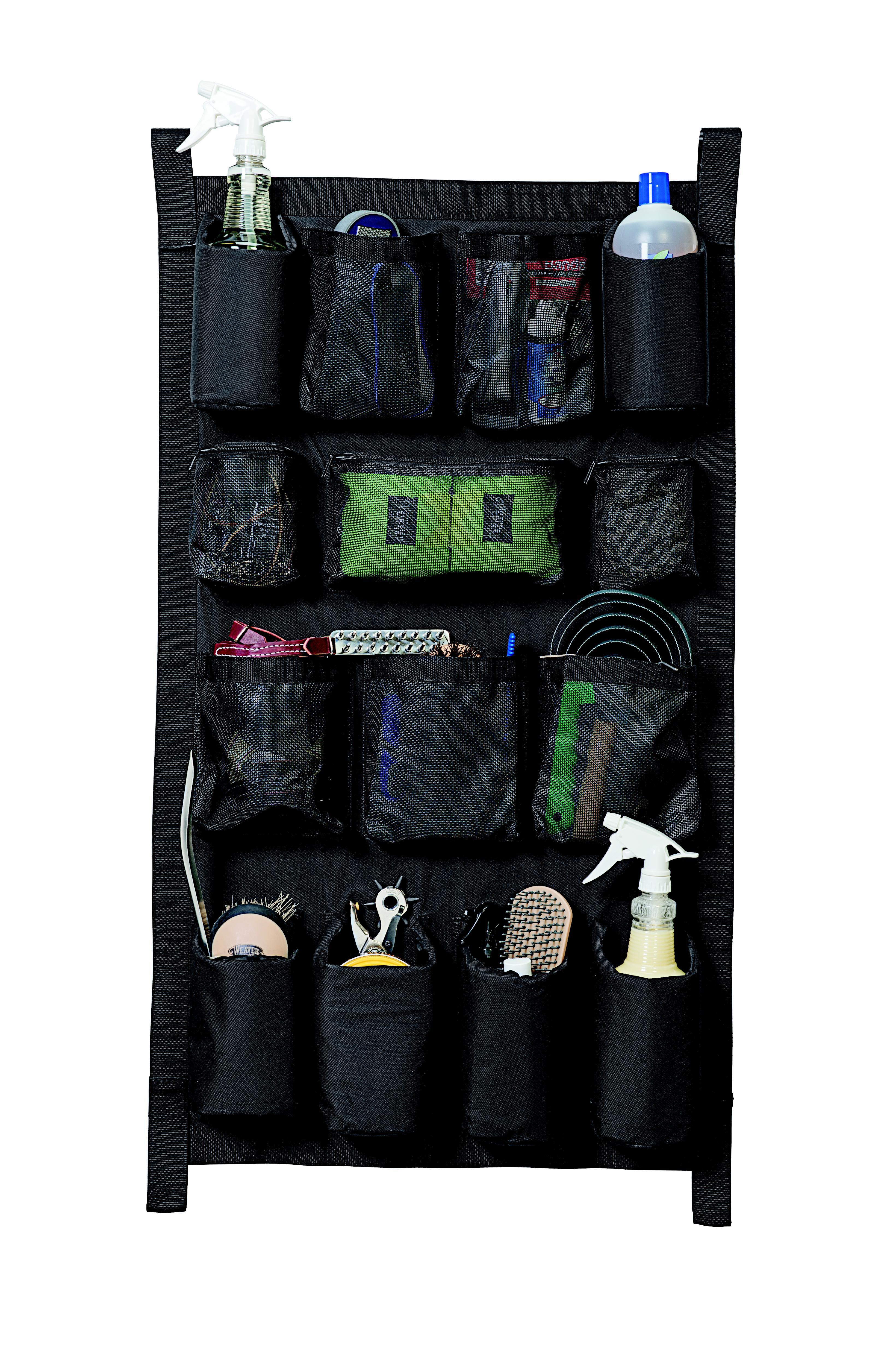 Weaver Trailer Grooming Bag 23'' W X 39'' H Black