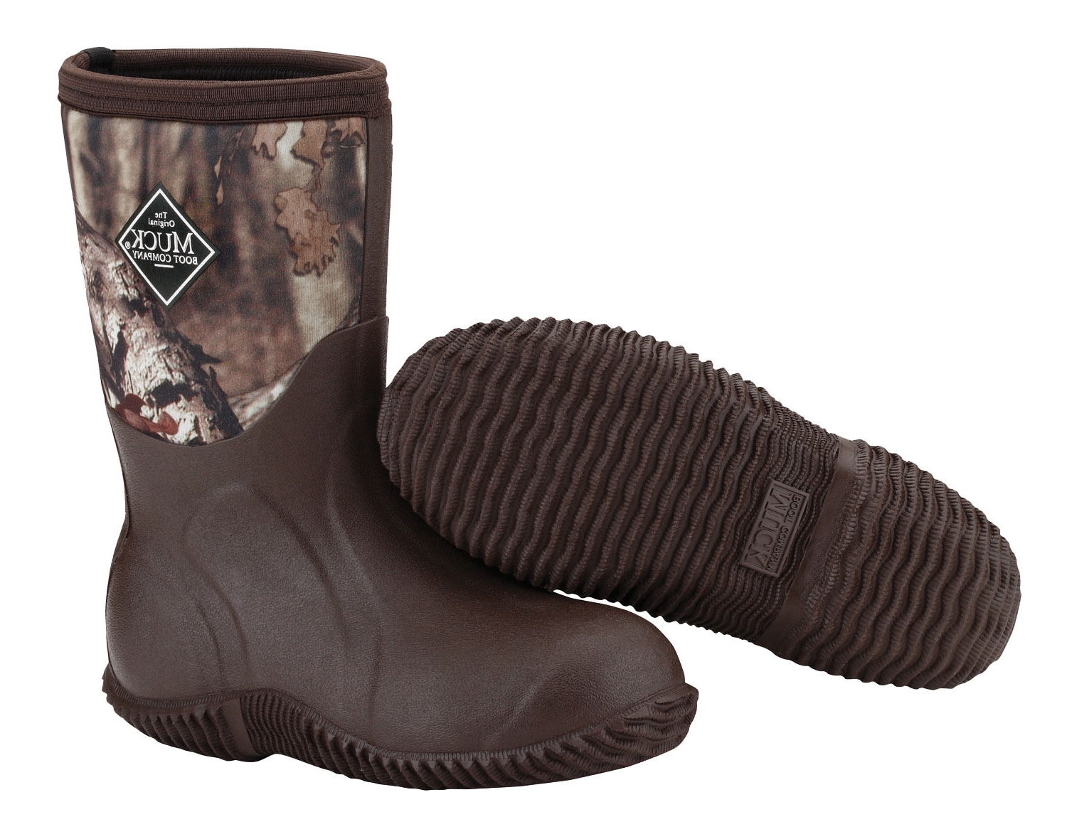 The Original Muck Boot Company Muck Boots Kids Arctic Sport II Youth 4 Camo at Sears.com
