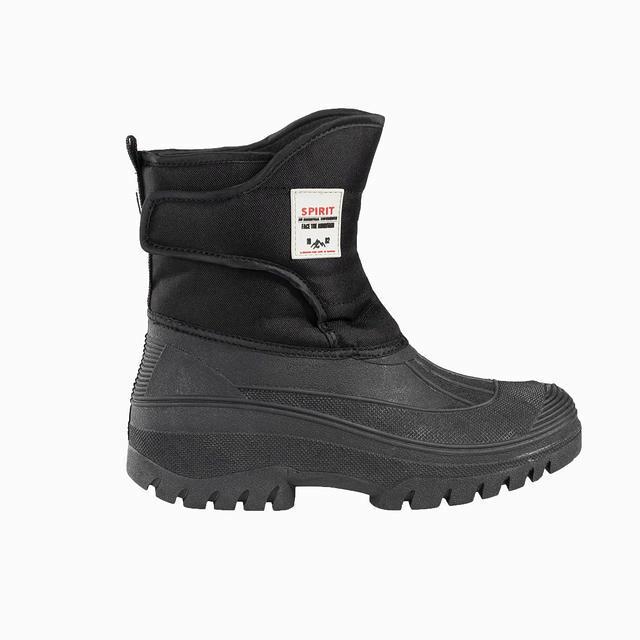 Horze Spirit Stable Boots 7.5 Black