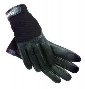SSG Gloves SSG Winter Driving Gloves 5 Black