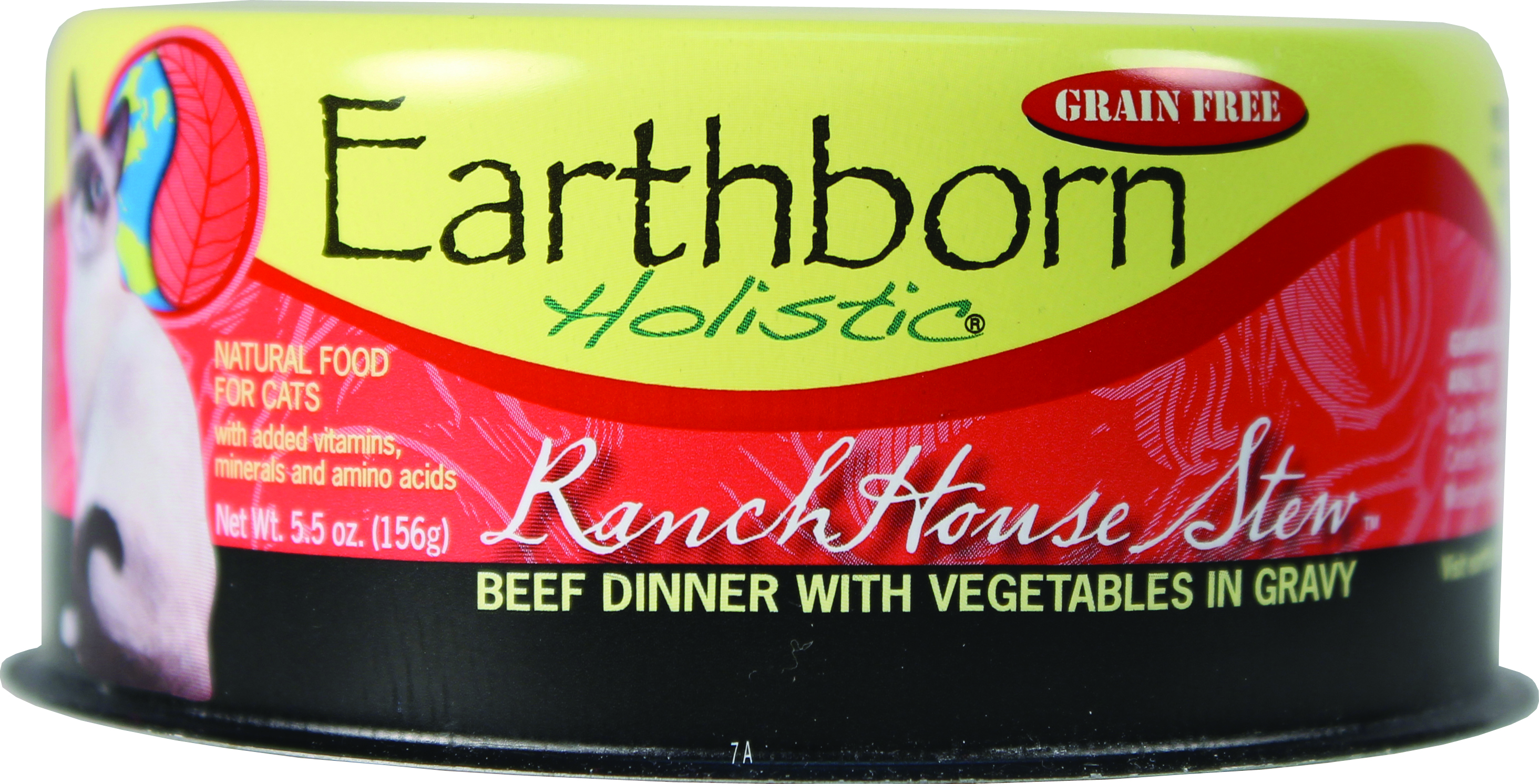 Earthborn Canned Cat Food Chicken Catcciatori  Oz