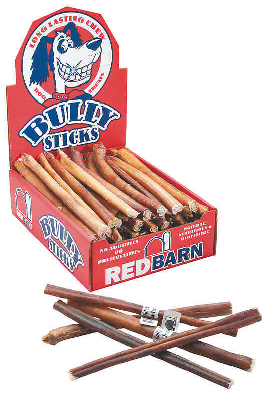red barn natural bully sticks. Black Bedroom Furniture Sets. Home Design Ideas