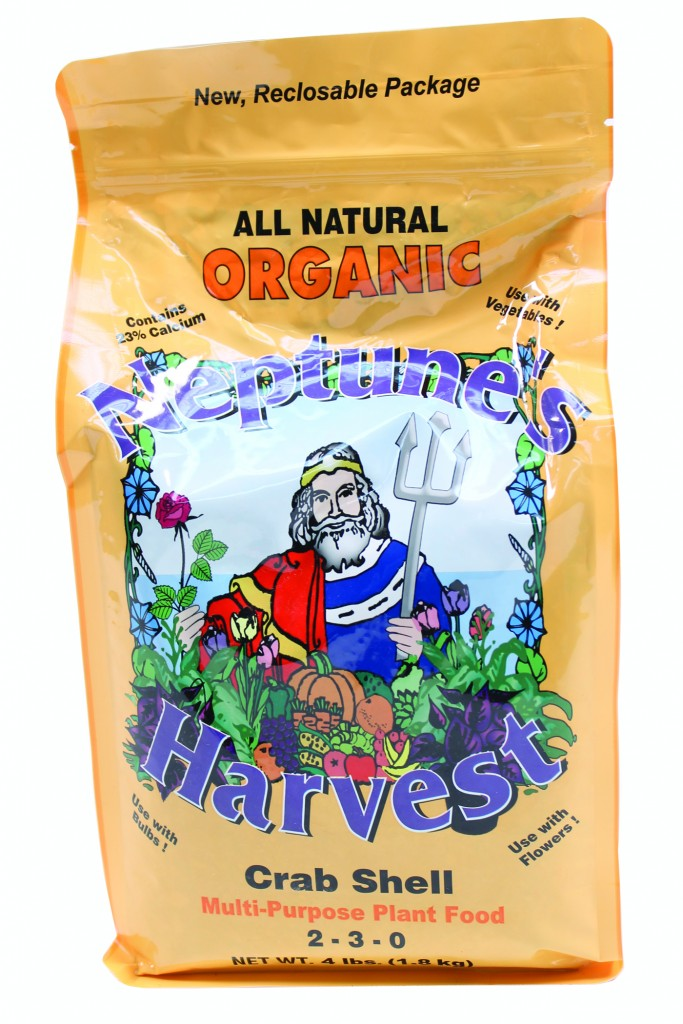 Neptune 39 s harvest organic crab shell 2 3 0 multi purpose for Harvest organic soil