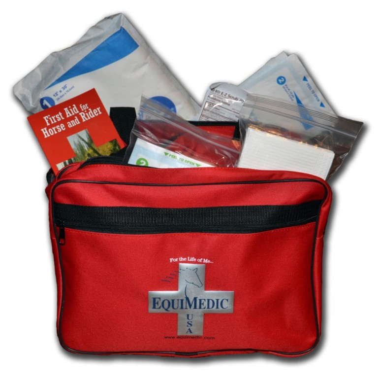 EquiMedic Jill Moody Signature Equine Exclusive First Aid Kit