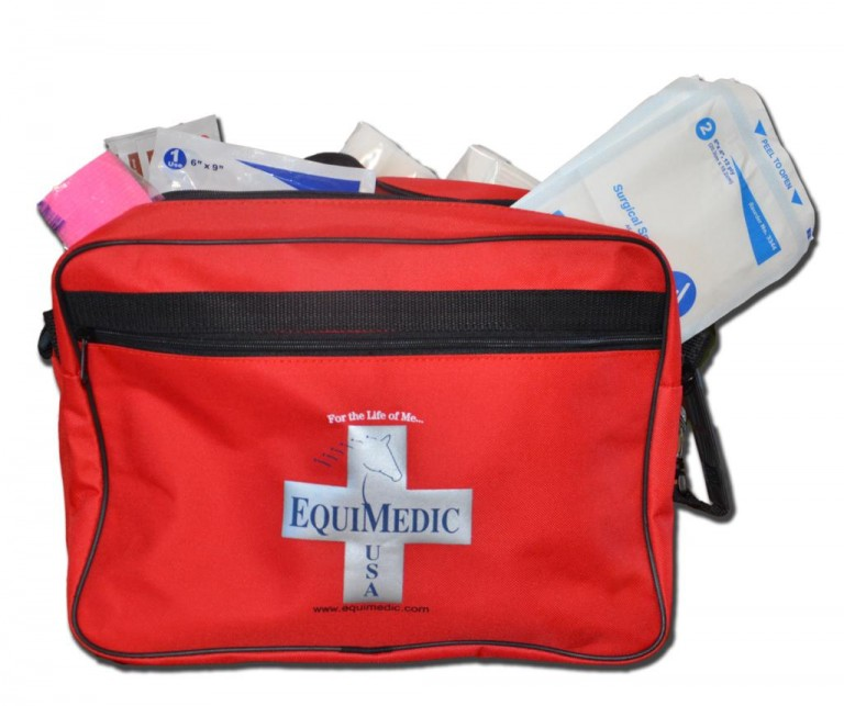 EquiMedic Large Wound Care Kit