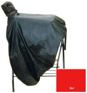 Tough-1 Nylon Saddle/Tote Cover with Fender Protection Western Red at Sears.com