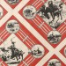 Bandanna Old West Gift Wrap