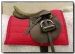 PolyPads Double Saddle Pad - All-Purpose